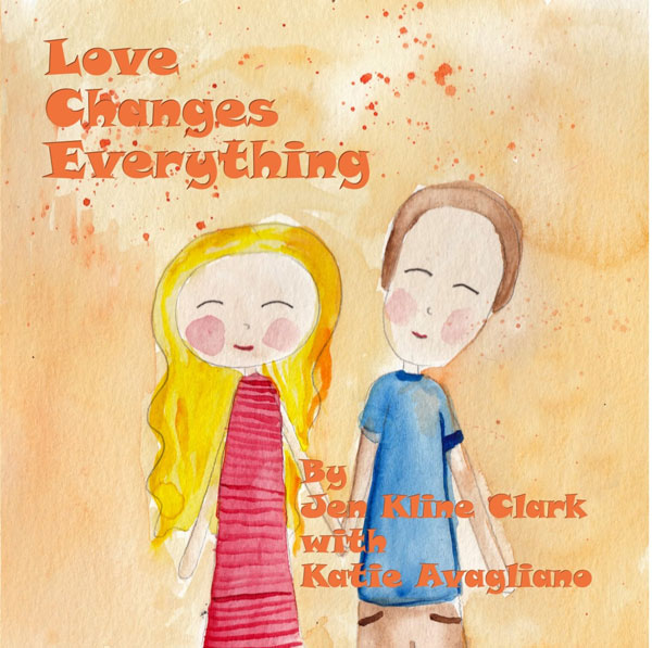 love changes everything cover